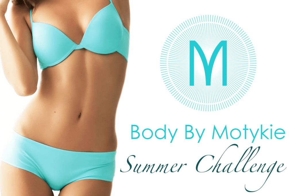 Body By Motykie Summer Challenge