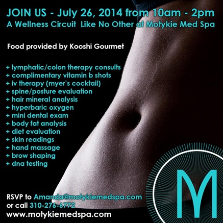 First Wellness Circuit Event Hosted by Motykie Med Spa