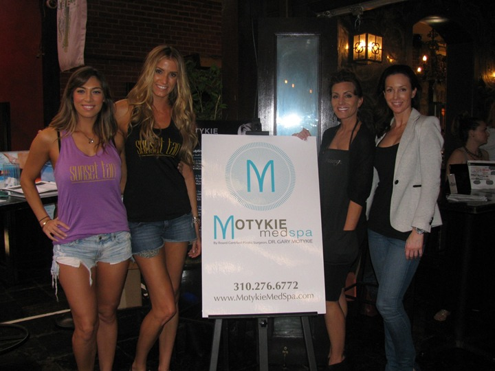 Motykie Med Spa hosted Fitness Expo at The Abbey in West Hollywood2