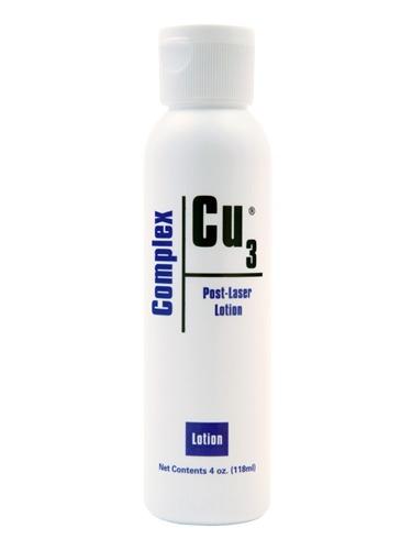 Complex CU3 Post Laser Lotion