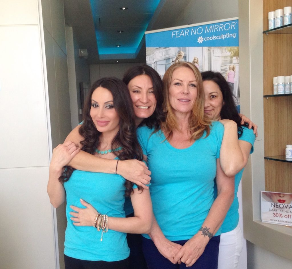 Day of Beauty At Motykie Med Spa