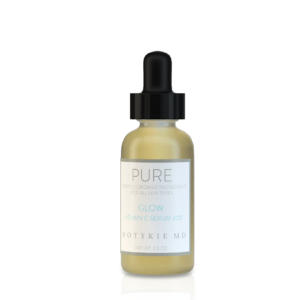 glow serum 300x300 - Motykie MD PURE: Vitamin C Serum (1oz)